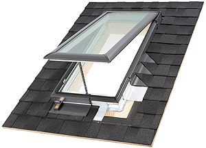 Residential skylights cleveland oh velux fresh air for Velux fresh air skylight